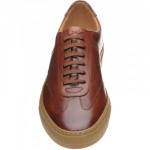 Owens rubber-soled trainers