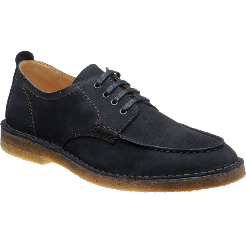 Jimmy rubber-soled Derby shoes