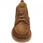 Daniels rubber-soled boots
