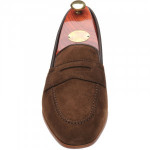 Darwin rubber-soled loafers