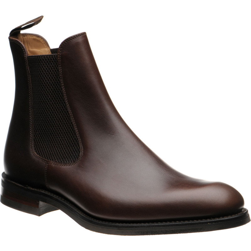 Buscot rubber-soled Chelsea boots