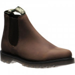 McCauley rubber-soled Chelsea boots