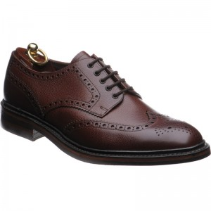 Badminton 2 rubber-soled brogues