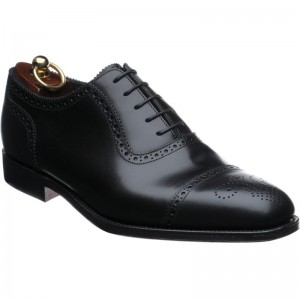 Strand semi-brogues