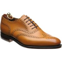 loake buckingham in tan