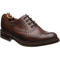 loake edward in dark brown