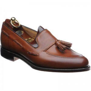 Temple tasselled loafers