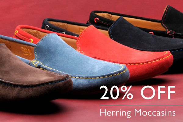 20% off work from home shoes
