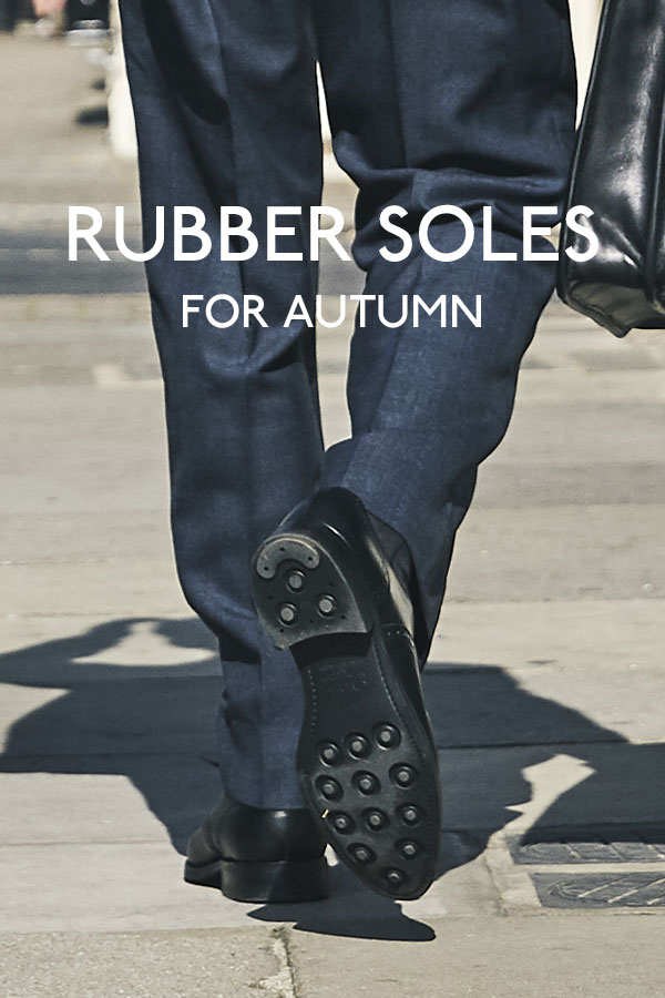 Autumn Rubber Soles