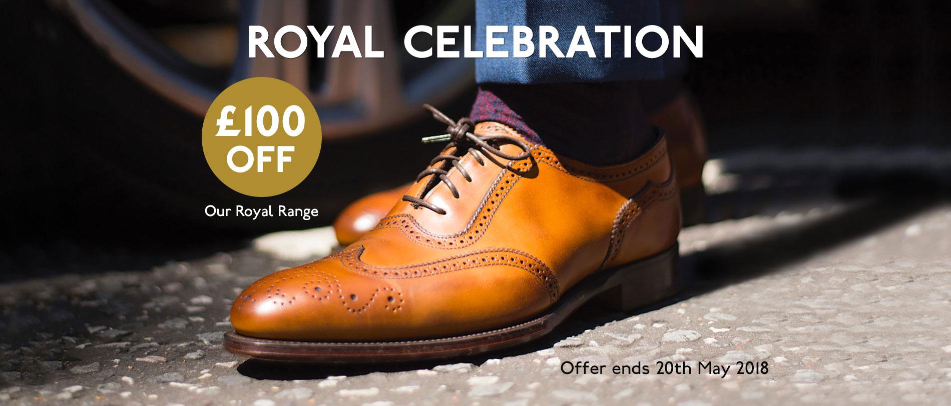 Royal Celebration Offer