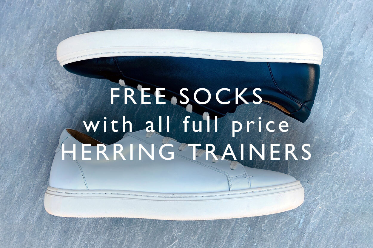 Trainers and socks offer - last few days