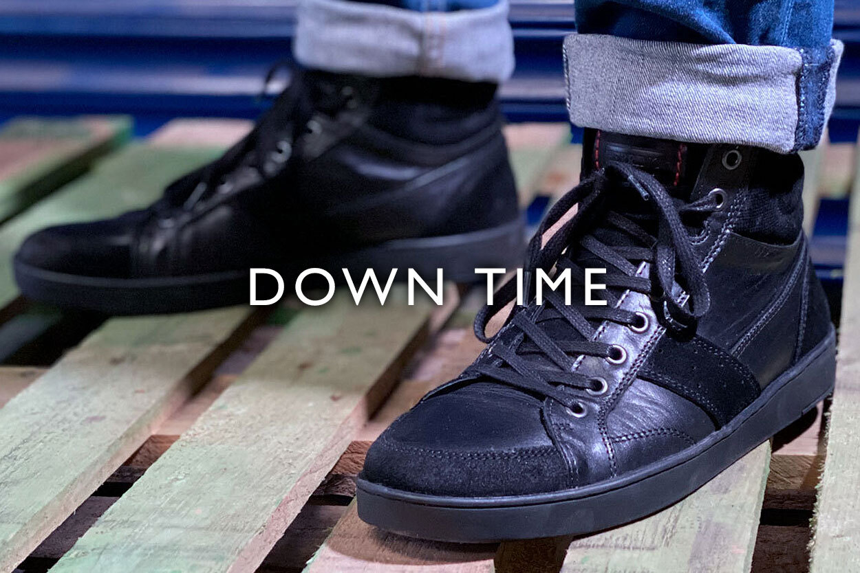 Take time out with our casual range