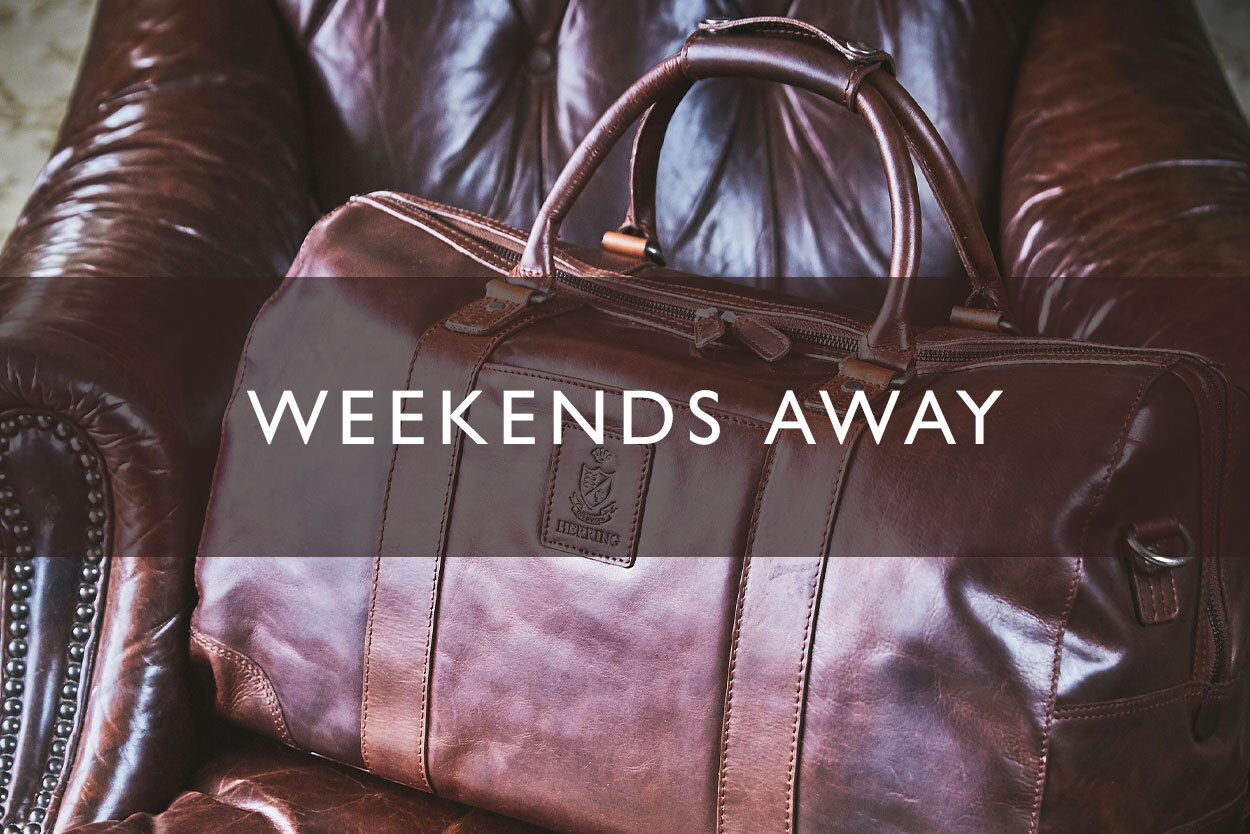 Luggage for Weekends Away