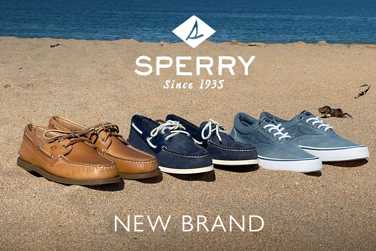 NEW: Sperry Deck Shoes