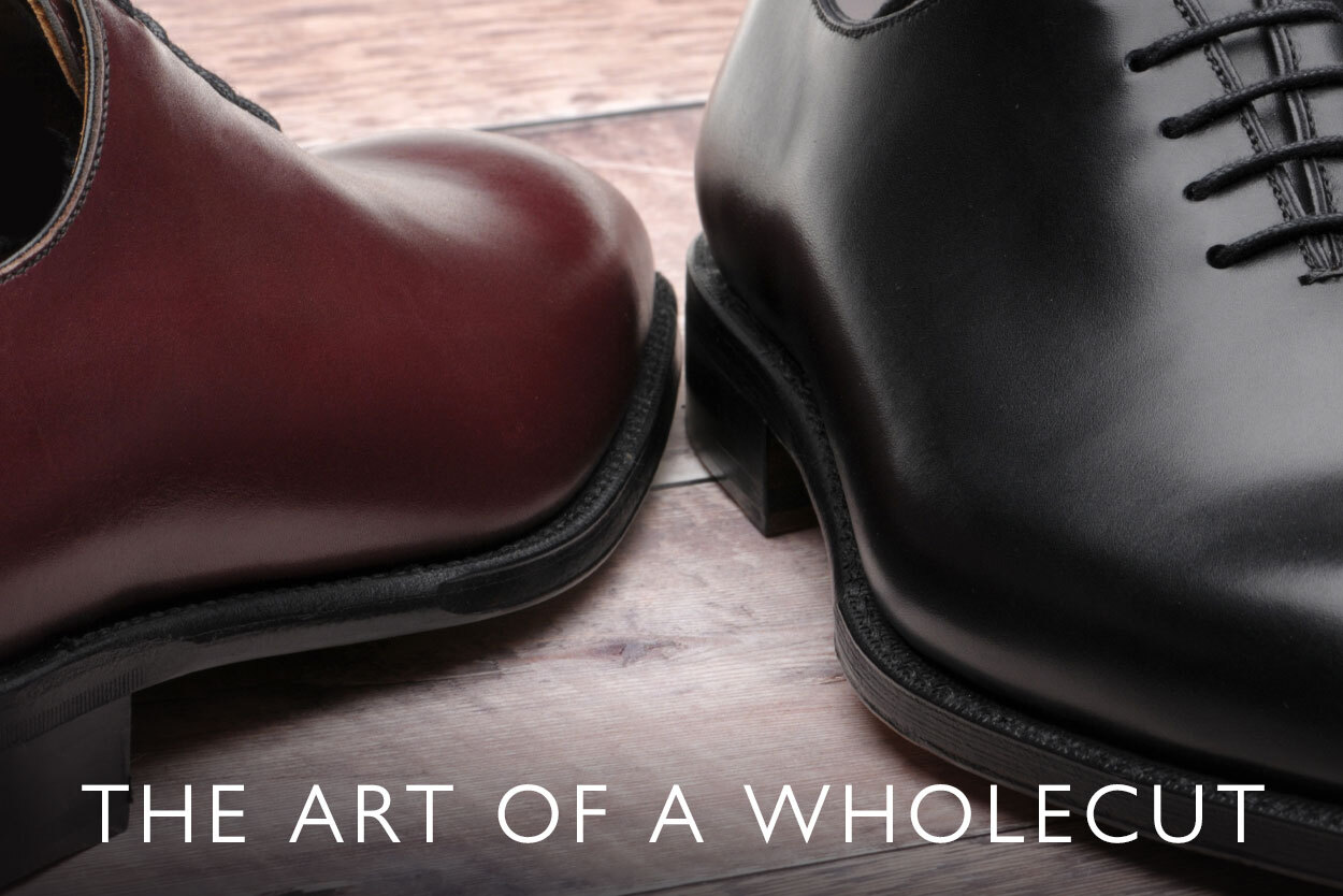 On Our Blog: the art of a wholecut