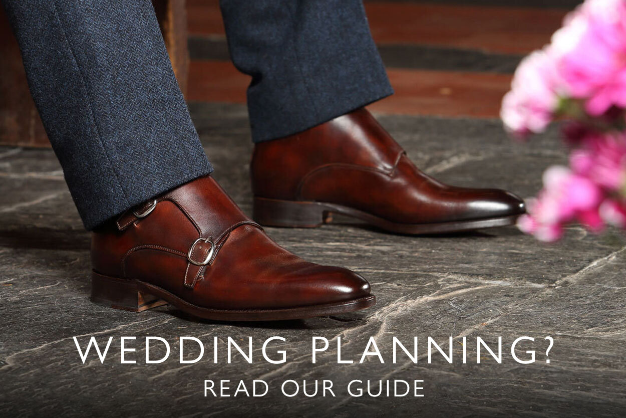 On Our Blog: wedding shoes guide