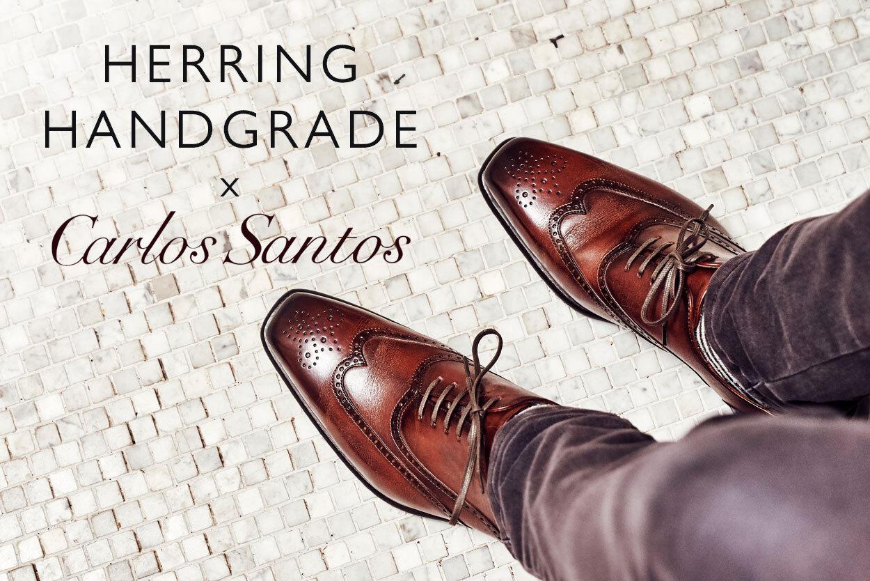 New styles: Herring Handgrade