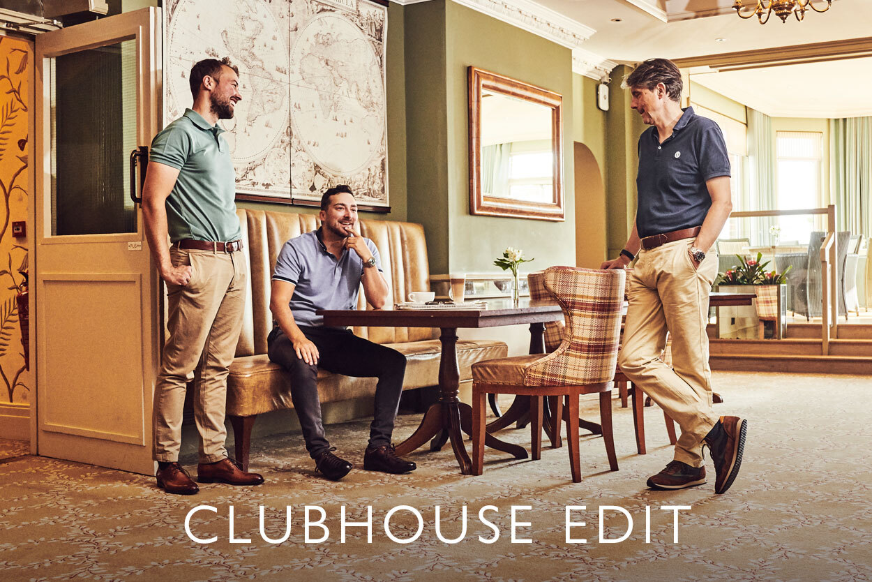 On Our Blog: Back in the Clubhouse