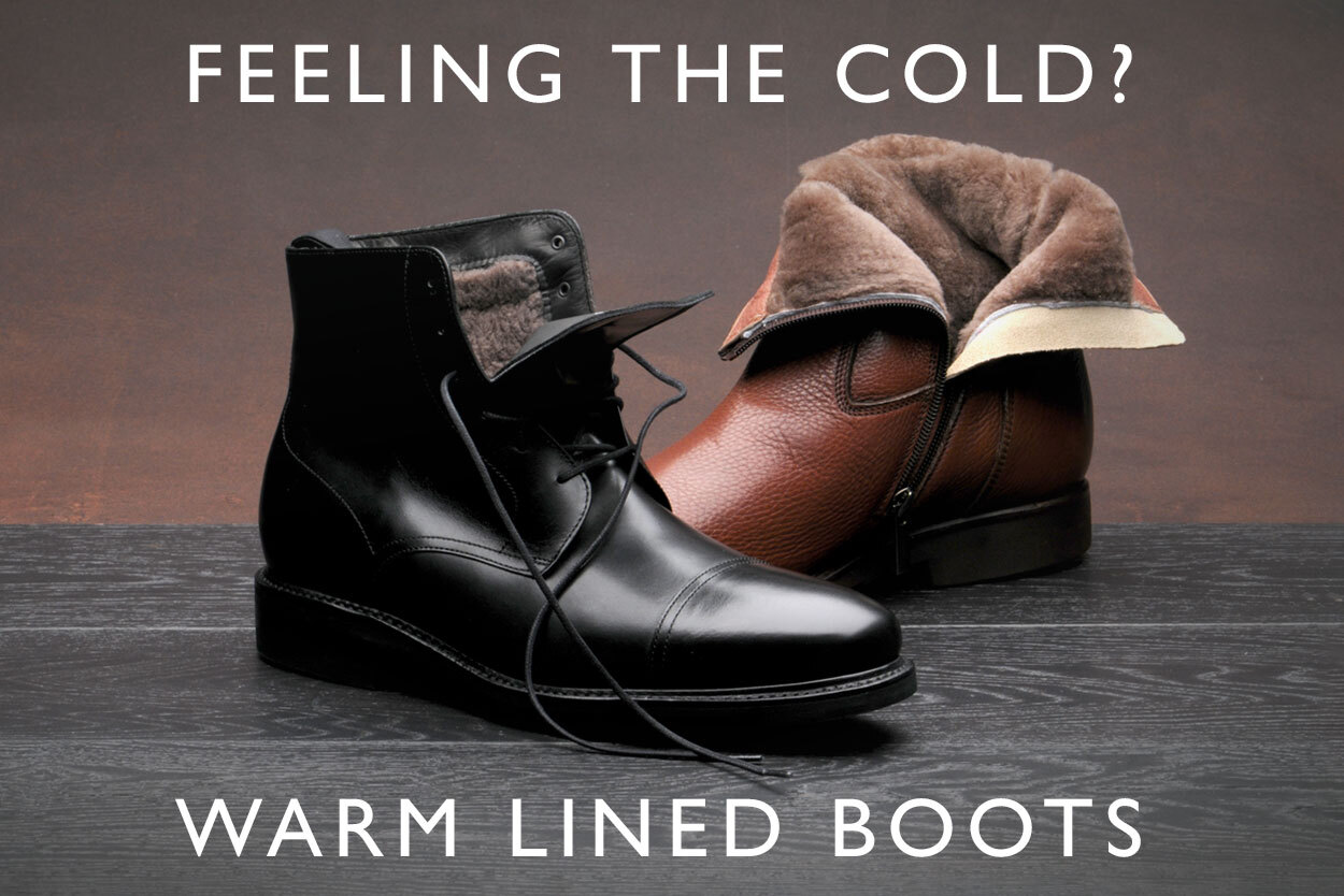 Warm Lined for Winter