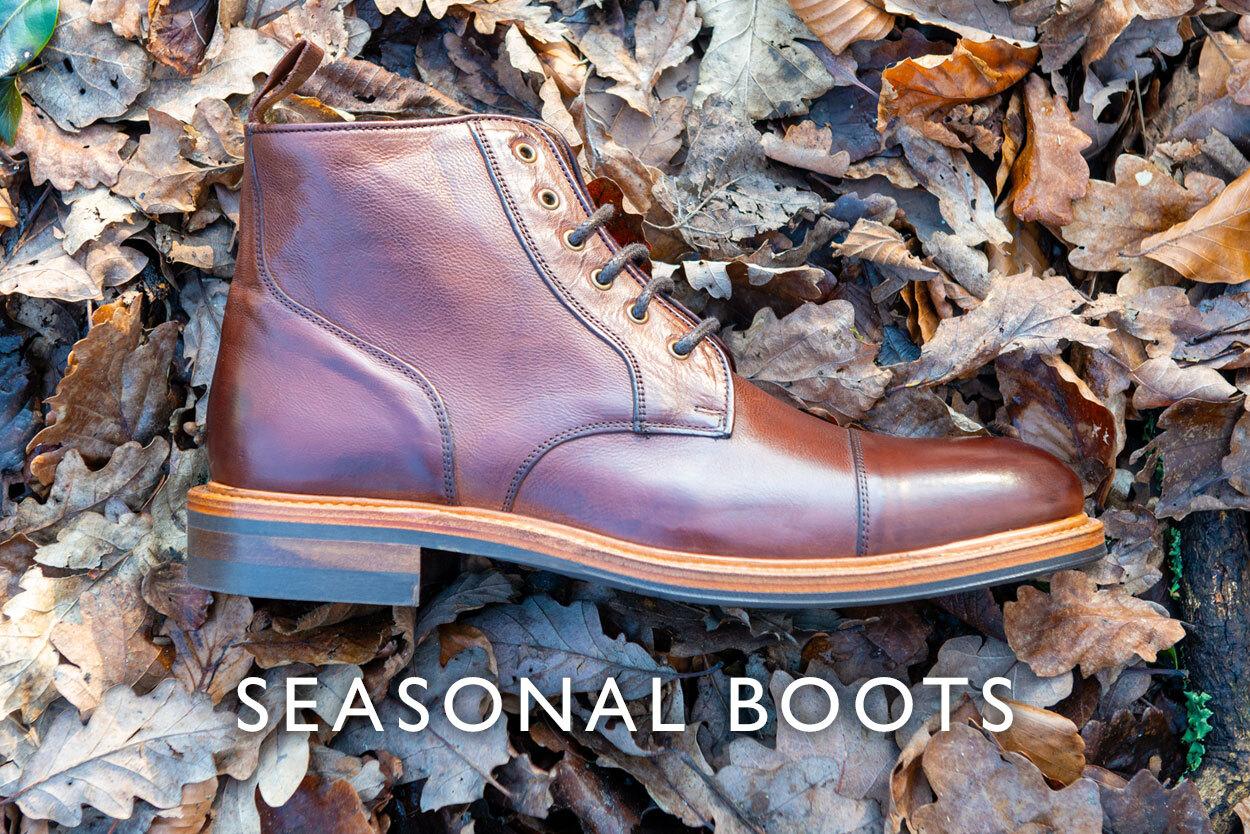 Seasonal Boots