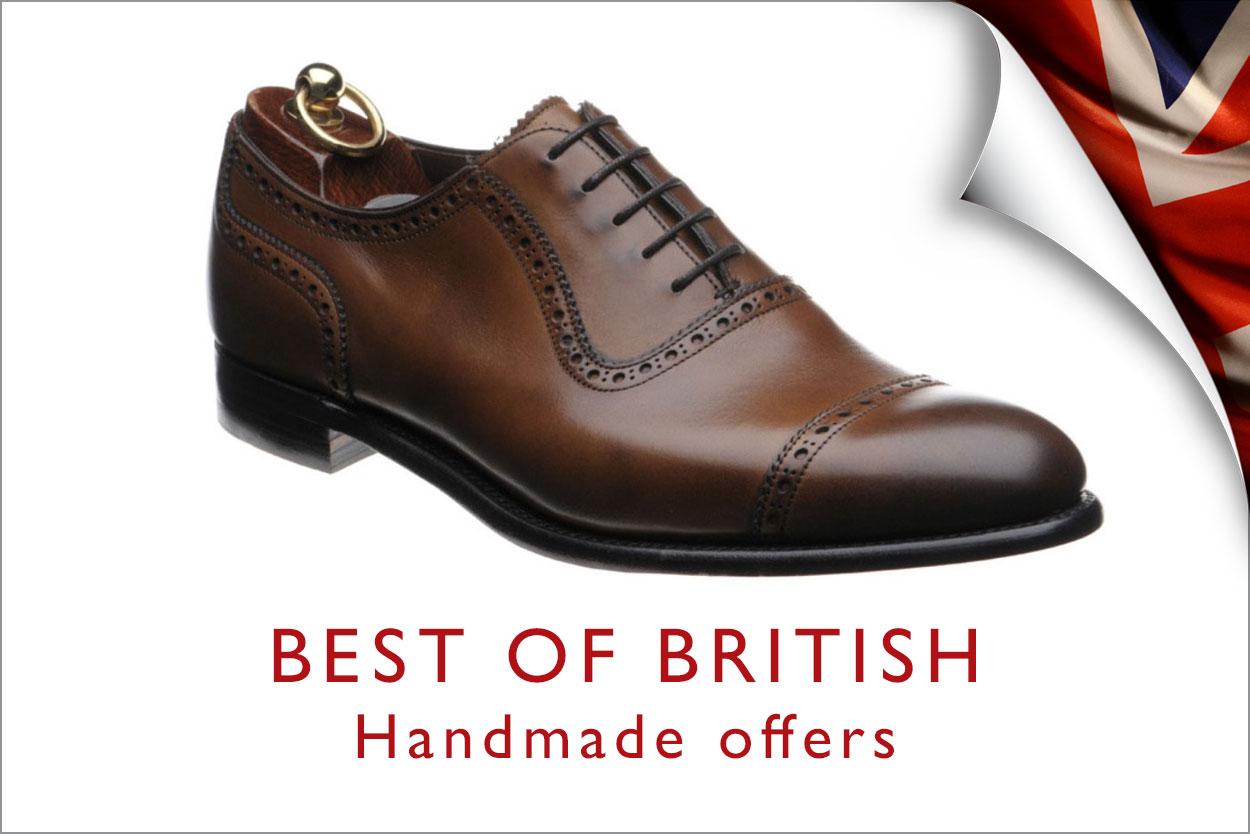 Best of British - UK made bargains