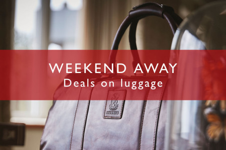 Weekend Away - Sale Luggage