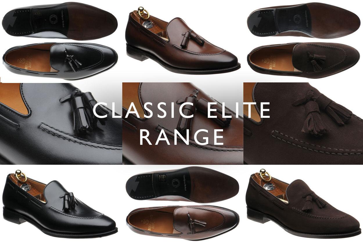 The new Classic Elite range