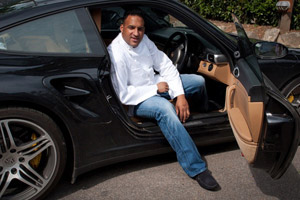 Michael Caines, MBE