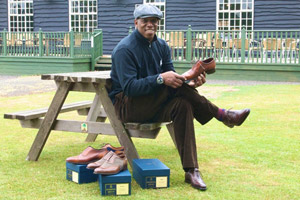Profile of Ian Wright MBE