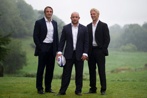 Bath Rugby Team in Herring Shoes