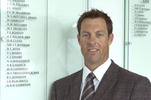 Profile of Marcus Trescothick MBE