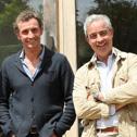 Profile of Nick and Giles English