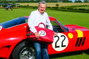 Profile of Nick Mason CBE