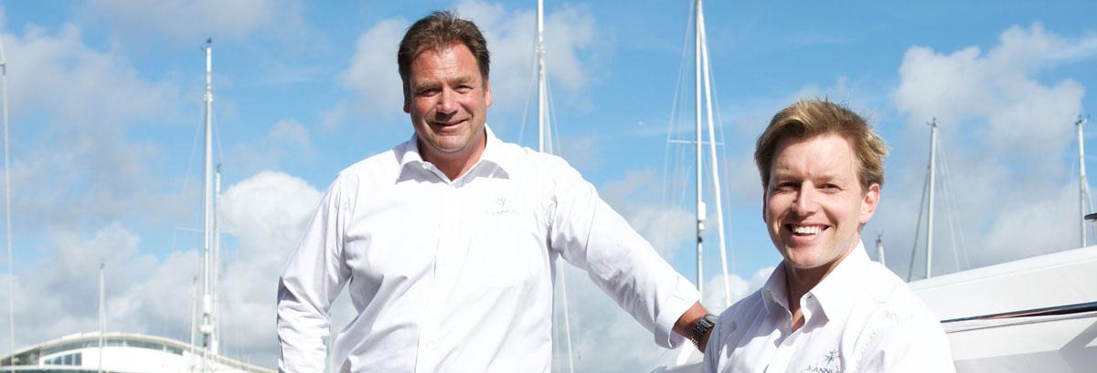 Richard at Trafford Yachts