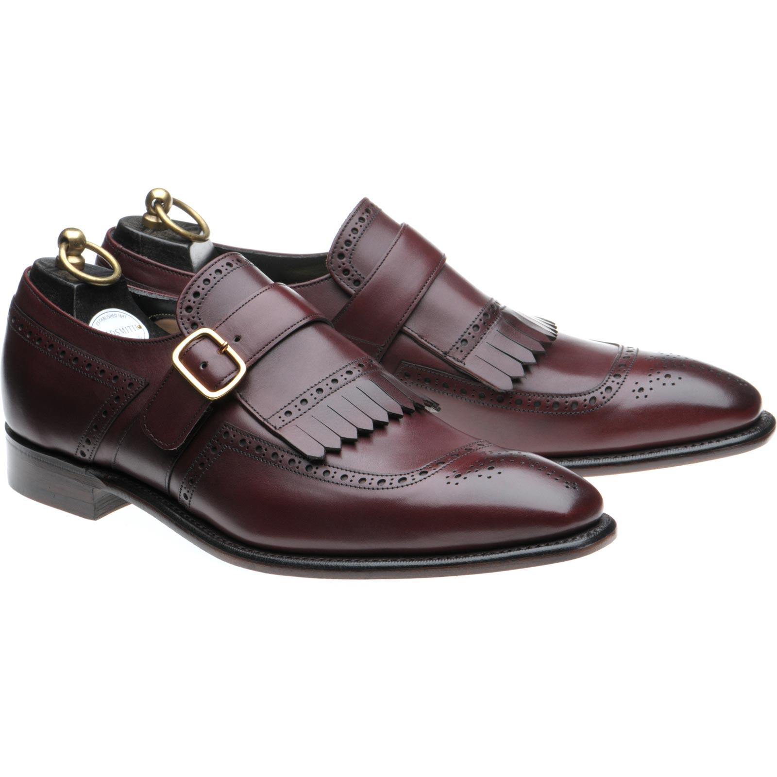 Wildsmith Faith monk shoes